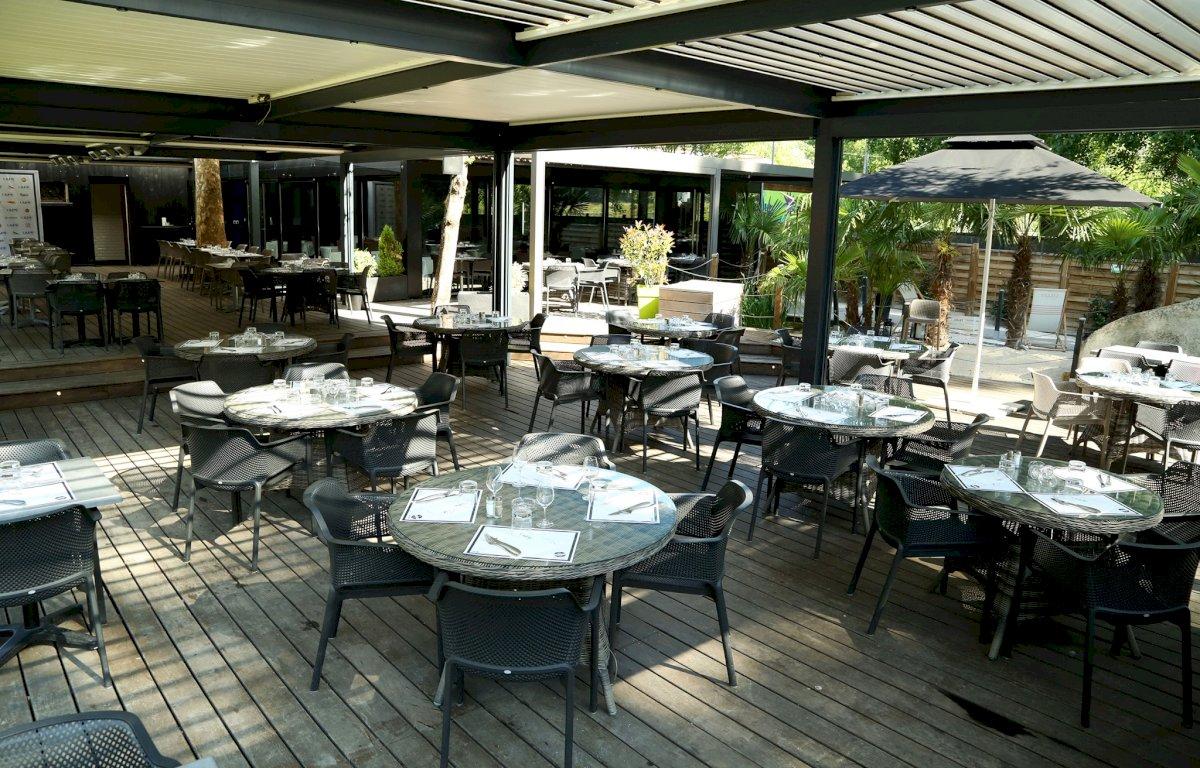 Fiche Restaurant  - L'île