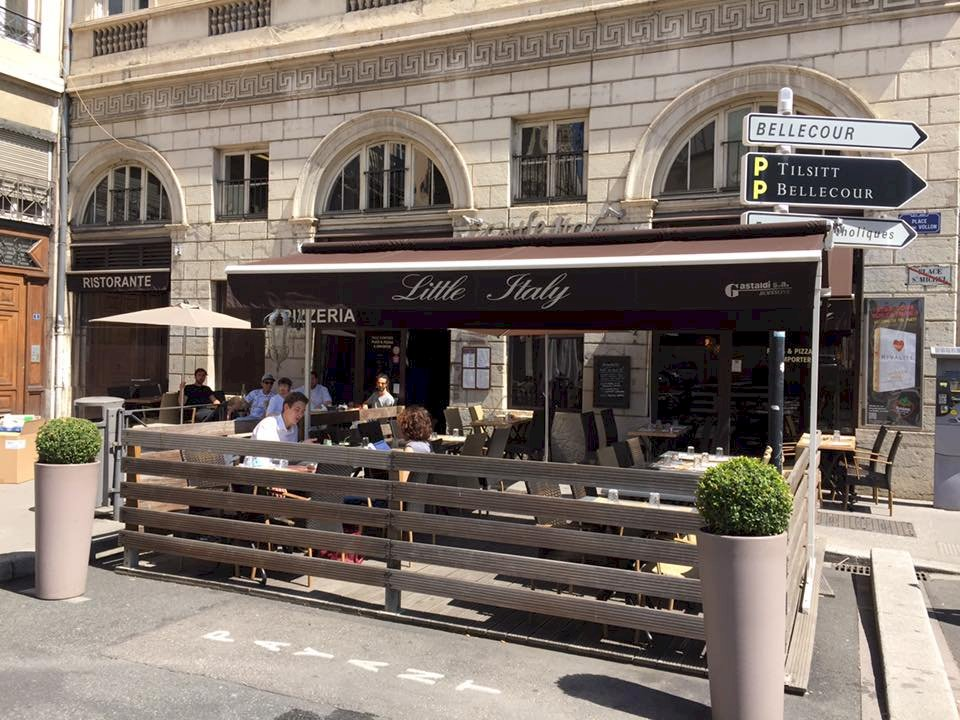 Fiche Restaurant – Little Italy Pizzeria
