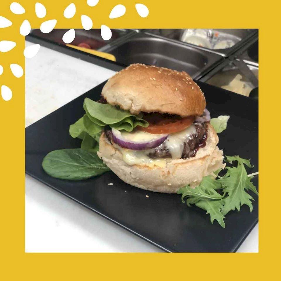 Fiche Restaurant - Le zinc à Burger 69003