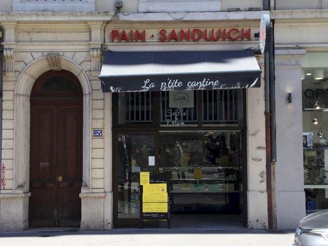 Fiche Restaurant - La Ptite Cantine