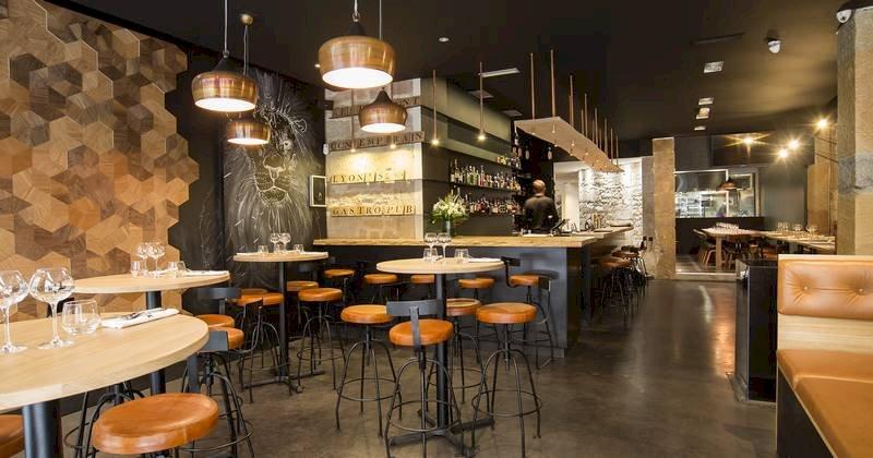 Fiche Restaurant - Lyon's GastroPub
